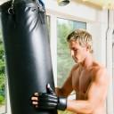 Boxsack Sandsack Boxen Boxer