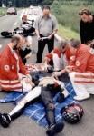 Rettungswagen Ambulanz Sanitäter