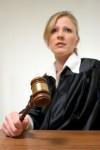 Female judge urteil recht gesetz