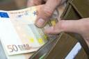 50 Euro im Portmonee