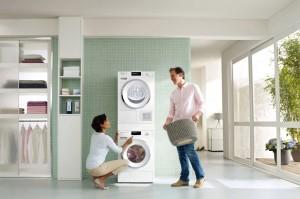 Beste Waschergebnisse durch PowerWash, TwinDos und CapDosing/ Ne